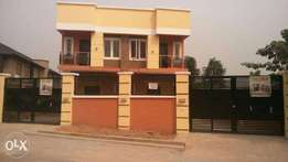 Newly Built Of 4 Bedroom Semi Detached Duplex