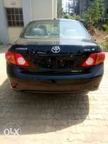 Clean Toyota Corolla 2010 Tokunbo For Sale