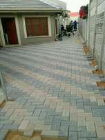 Top quality pavers /driveways & parking areas.
