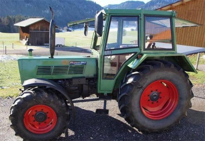 Fendt 106 Ls Turbomatik - 1979