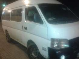 Nissan matatu manual for sale