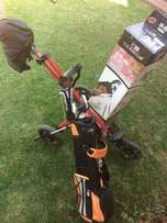 US Kids golf set: 51 - 35 Orange