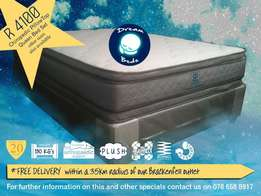 FREE DELIVERY* Chiropedic QUEEN Pillow Top Bed Mattress