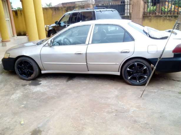 A neatly used Honda baby boy for sale. Enugu South - image 1