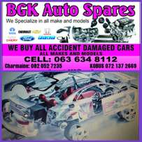 We sell spares for most cars (Any make , Any model) Call NOW