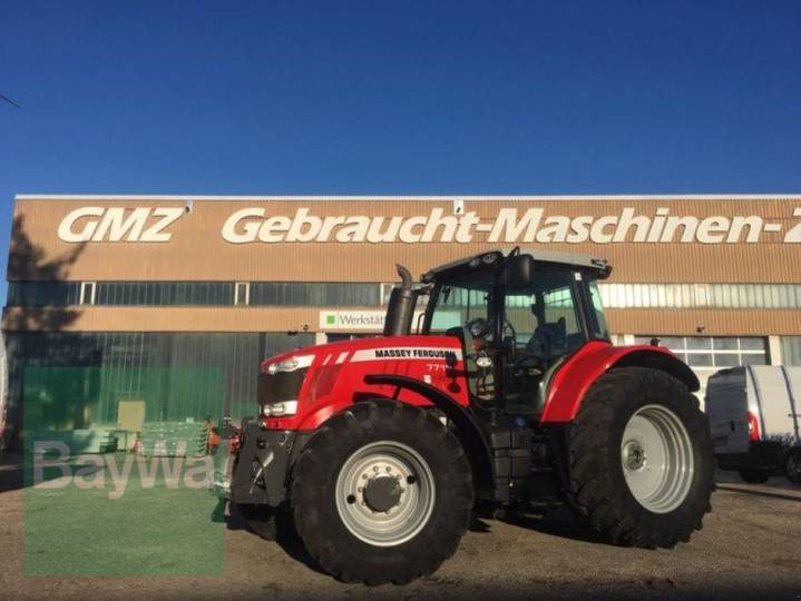 Massey Ferguson 7718 Dyna-6 Efficient - 2017