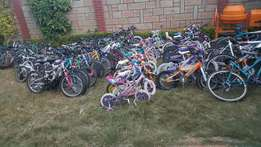 EX Uk Bicycles in a very good condition small to big bikes