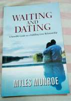 Waiting and Dating!!! Book