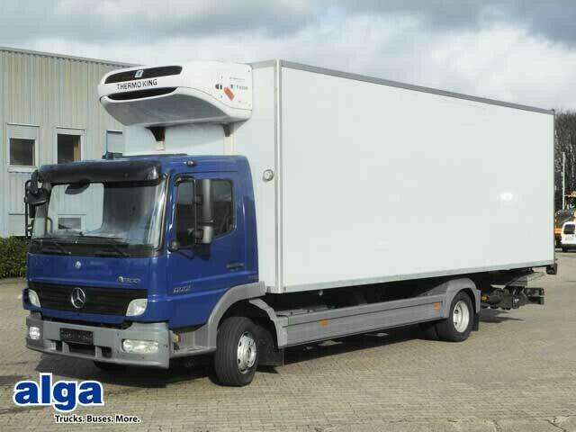 Mercedes-Benz 1222 L/nr Atego, Thermo King T600, Klima, Luft - 2010