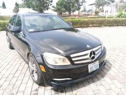 Extremely Clean Mercedes Benz C350...4matic