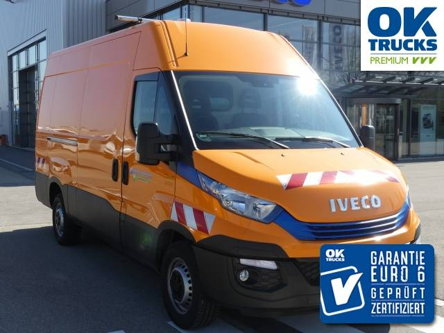 Iveco Daily 35S14NA8 V/P CNG - 2018
