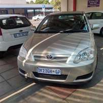 Monthly Bargain: 2006 Toyota Runx 1.6 for R68000