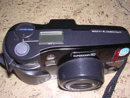 Olympus superzoom 110 camera for sale to all interested collectors.