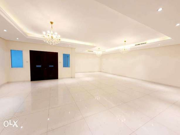 Basement floor 4 master bedrooms - Al Jabriya