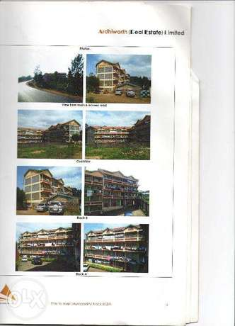 Apartment for sale with 30 2 bedroom units Karatina - image 2