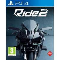 Ride 2 PS4 brand new and sealed