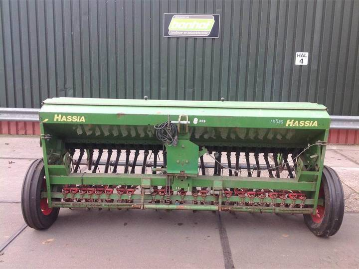 Hassia DK 300 - 1984