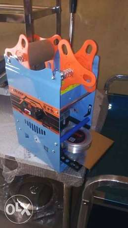 cup sealing machine with the nylon Ojo - image 2