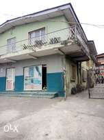 For Sale:A Storey Build In Ketu Alapere