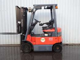 used 2010 model of 7FBMF16 electric forklift