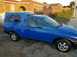 Opel corsa bakkie 2000 model for sale