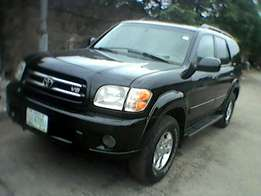 Toyota Sequoia iforce 4WD
