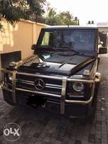Neatly used Mercedes Benz G63 2016