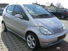 Im Looking for Mercedes A160 Body!