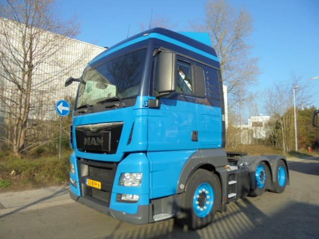 MAN TGX 26 440 euro 6 - 2014
