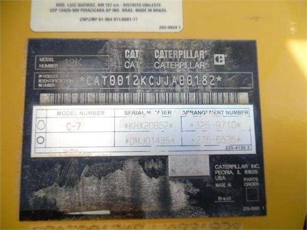 Caterpillar 12 KVHP - 2010 - image 31