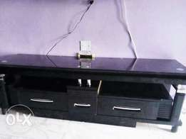 QG Glass Tv Stand (New)
