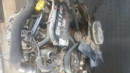 Jeep 2.8 crd engine complete