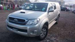 Toyota Hilux Double Cab Invicible Manual Just Arrived KCL