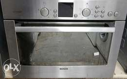 Bosch oven+Grill+Microwave