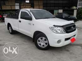 2010 Toyota Hilux Single Cabin