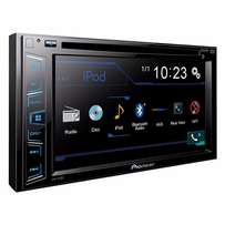 "Pioneer AVH-290BT Multimedia DVD Receiver with 6.2"" WVGA"