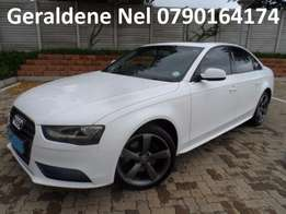2013 Audi A4 1.8T TFSI 125KW In Showroom Condition 117000kms FSH