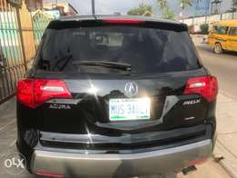 Cheap neat nigeria used Acura MDX black