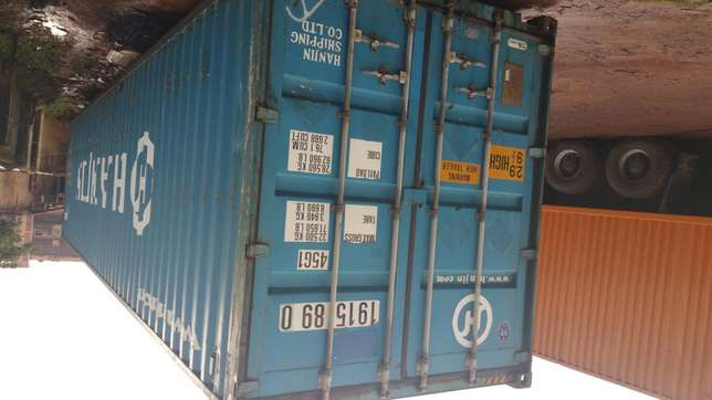 40ft high cube shipping container Kampala - image 2
