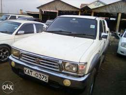 Toyota Millenium Double Cab KAT Local with 5L Engine for 680k