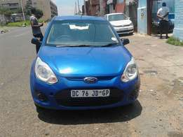 2013 Ford figo 1.4 trend, 61000 km for R69000