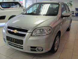 2015 Chevrolet Aveo 1.6 LS AT