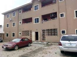 One bedroom flat with two toilets in Wuse Zone 6