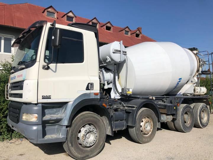 DAF CF85380 - concrete transport