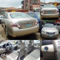 Keyless and thumbstart Camry Muscle