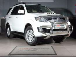 Toyota Fortuner 3.0 D-4D A/T