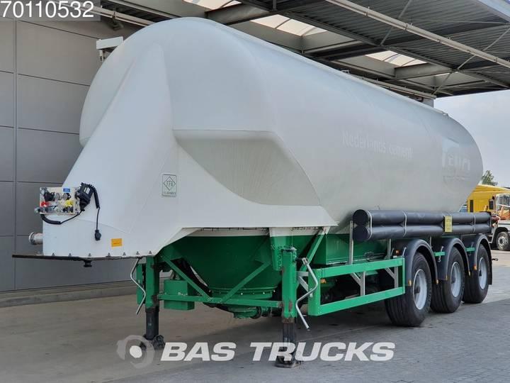 Feldbinder EUT 43.3 Cement silo 4x Vorhanden 43.000 Ltr / 1 / Liftac... - 2001