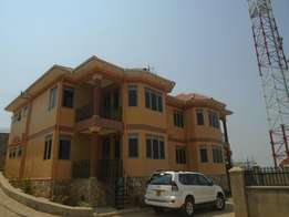 Three bedroomed apartment at Kulambiro Hill Kisasi.