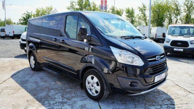 Ford Tourneo Custom 125KW L2H1 9 sitze /VOLL/ 21910km - 2017