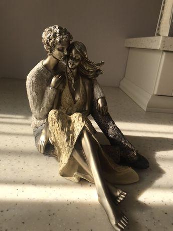 Figurka Dekoracyjna Zakochana Para Eurofirany Myszków Olxpl